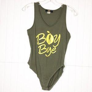 Boy Bye Bodysuit